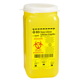 B-D Sharps Needle Disposal Container - 1.4 L