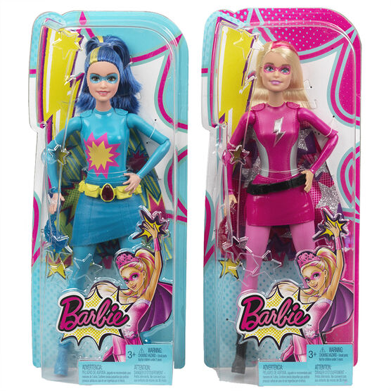 Barbie Hero Doll - Assorted