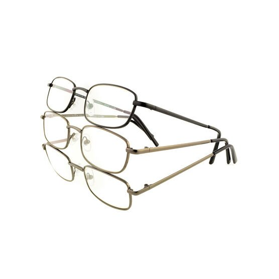 Foster Grant Council Reading Glasses - Brown - 3.25