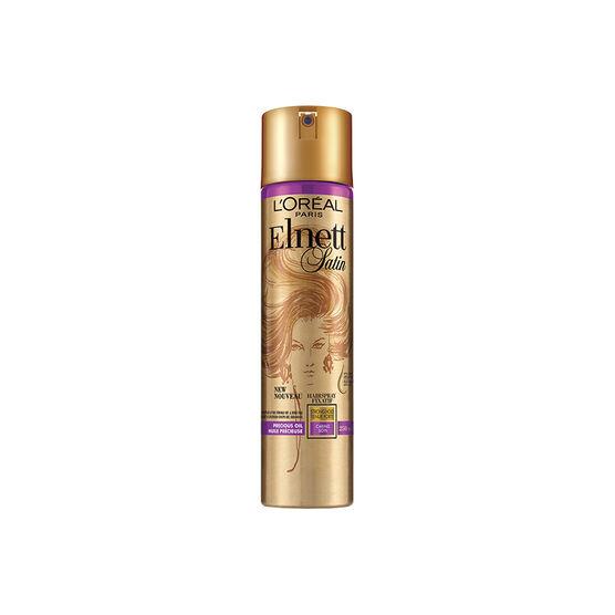 Elnett Satin Precious Oils Argan Hairspray - Strong Hold - 250ml