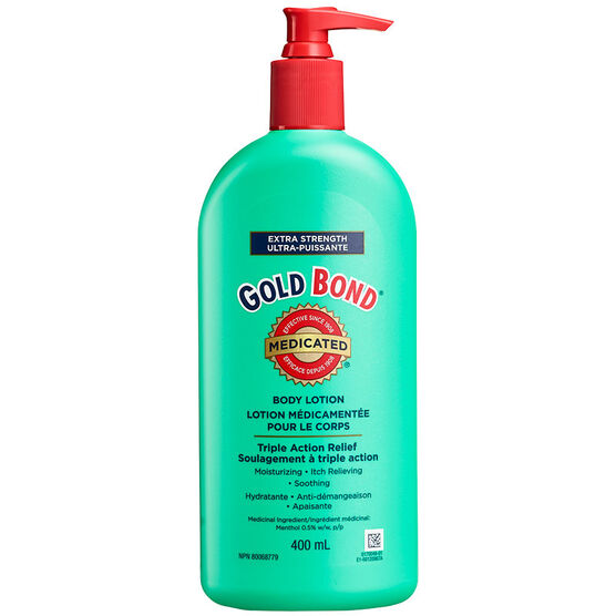 Gold Bond Extra-Strength Lotion