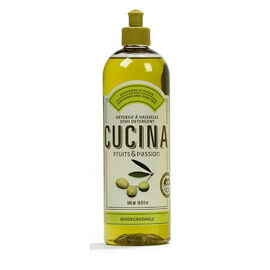 Fruit & Passion Cucina Dish Soap - Coriander and Olive Tree - 500ml