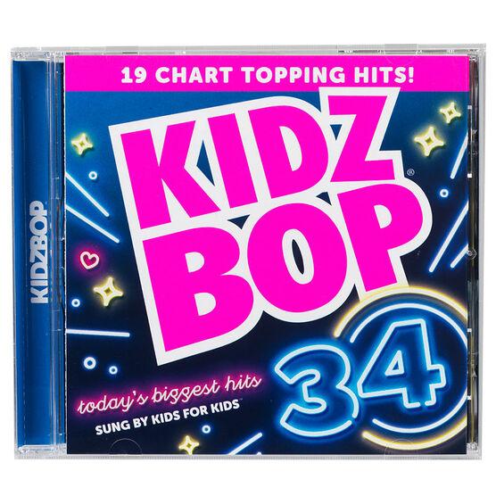 Kidz Bop Kids - Kidz Bop 34 - CD