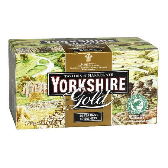 Yorkshire Gold Tea - 40's