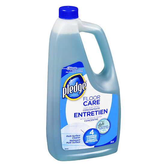 Pledge Concentrated Floor Cleaner - 940 ml