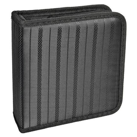 Certified Data 40 CD Wallet - Black - CD-40B
