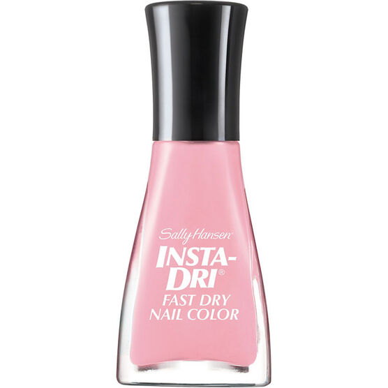 Sally Hansen Insta-Dri Fast Dry Nail Colour - Pink Blink