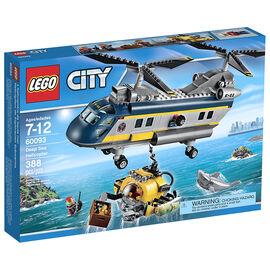 Lego City Deep Sea Helicopter - 60093