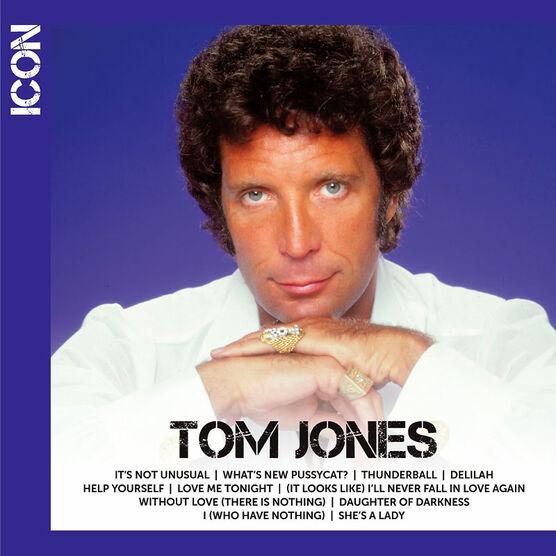 Tom Jones - Icon - CD