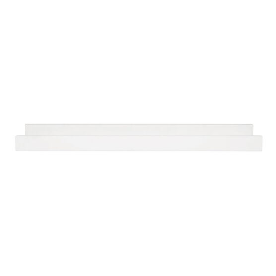 Edge Picture Frame Ledge - White - 23 x 4in
