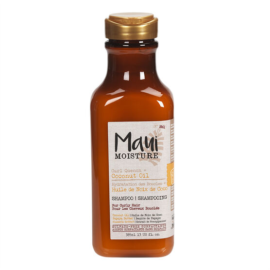Maui Moisture Curl Quench + Coconut Oil Shampoo - 385ml
