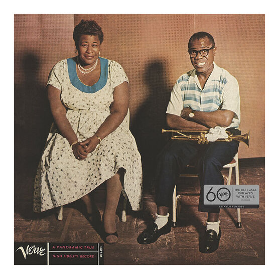 Ella Fitzgerald and Louis Armstrong - Ella and Louis - Vinyl