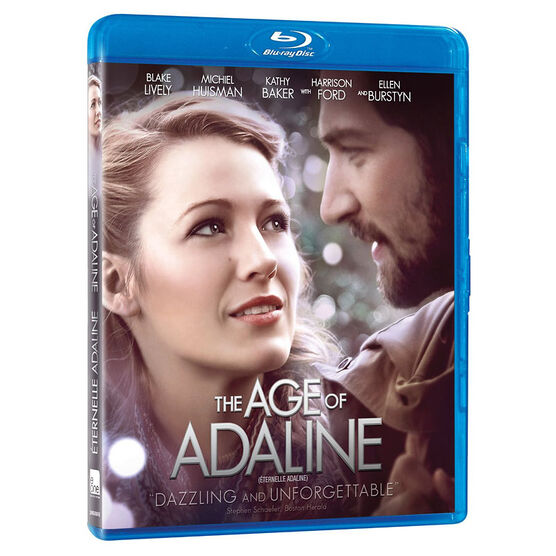 The Age of Adeline - Blu-ray