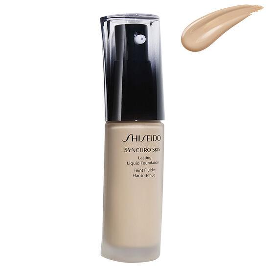 Shiseido Shynchro Skin Lasting Liquid Foundation - N3 Neutral 3