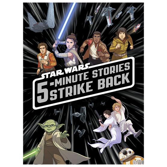 Star Wars: 5 Minute Stories Strike Back