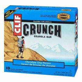 Clif Crunch Bar - Chocolate Chip -5 x 42g