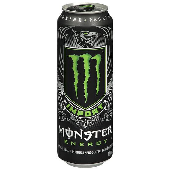 Monster Import Energy Drink - 550ml