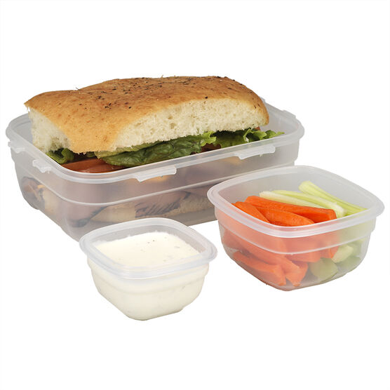 Starfrit Lock & Lock Sandwich Set - 6 piece