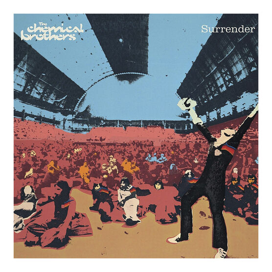 The Chemical Brothers - Surrender - Vinyl