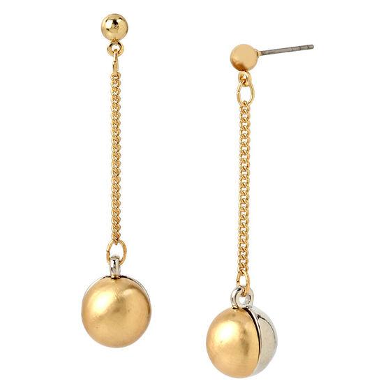 Haskell Drop Ball Earrings - Multi