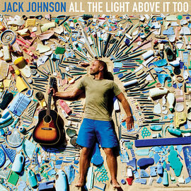 Jack Johnson - All the Light Above It Too - CD