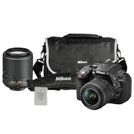 Nikon D5300 Holiday Bundle - 30578