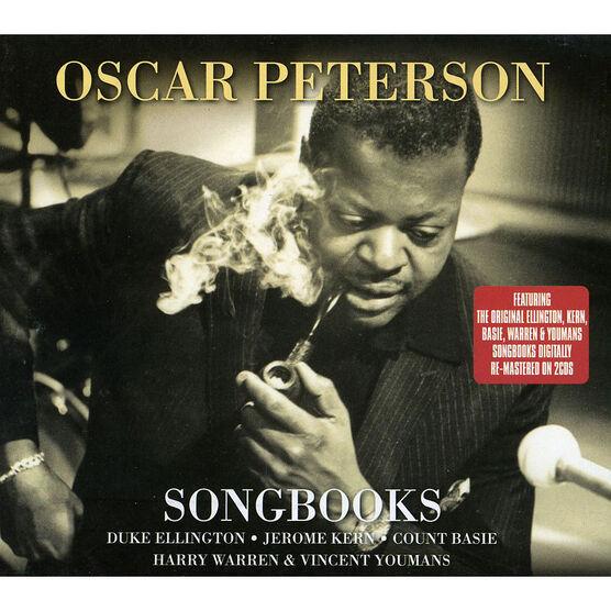 Oscar Peterson - Songbooks - 2 CD