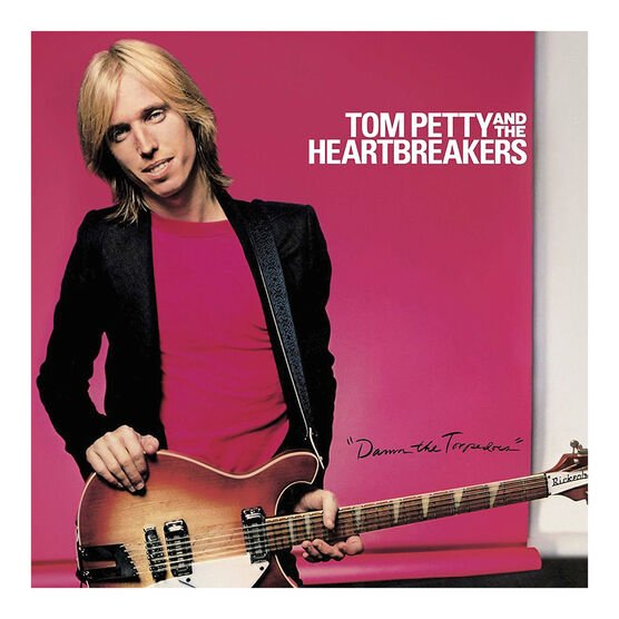 Tom Petty and the Heartbreakers - Damn the Torpedoes - Vinyl