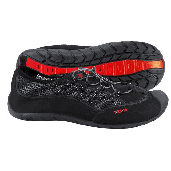 Body Glove Sidewinder Aqua Shoe - Men's 8-13 - Black/Fiery Red - SIDWDR-16-M7-13 - Assorted