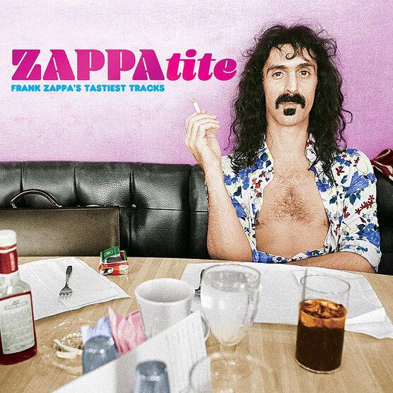 Frank Zappa - ZAPPAtite: Frank Zappa's Tastiest Tracks - CD