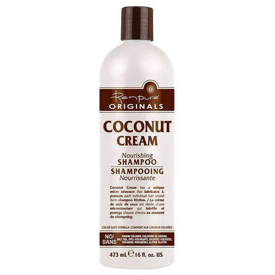 Renpure Coconut Cream Nourishing Shampoo - 473ml