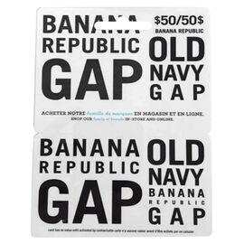 Gap Options Gift Card - $50