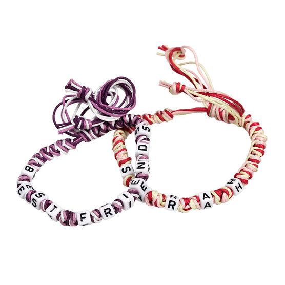 Personalized Bracelet - 2 x 2 x 0.1W - Assorted