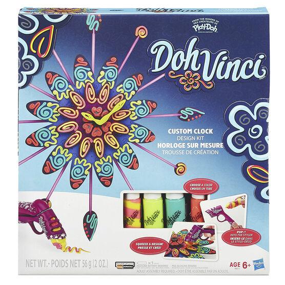 PlayDoh Doh Vinci - Custom Clock Design Kit