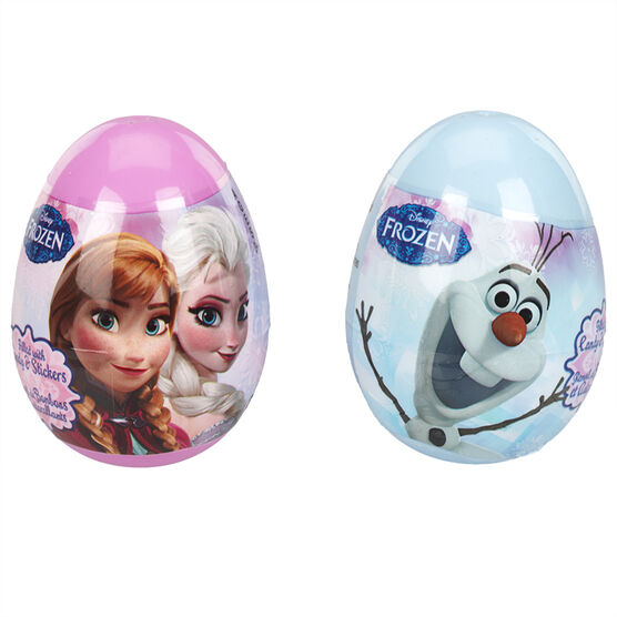 Disney Frozen Candy & Stickers Egg - 28g