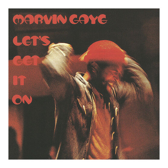 Marvin Gaye - Let's Get It On - Vinyl