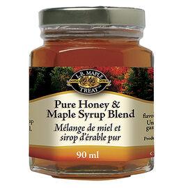 L.B. Maple Treat Honey & Maple Syrup Blend - 90ml