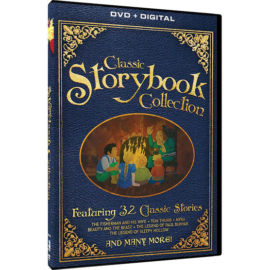 Classic Storybook Collection - DVD