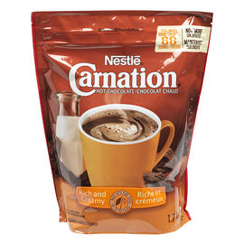 Nestle Carnation Hot Chocolate - Rich and Creamy - 1.7kg