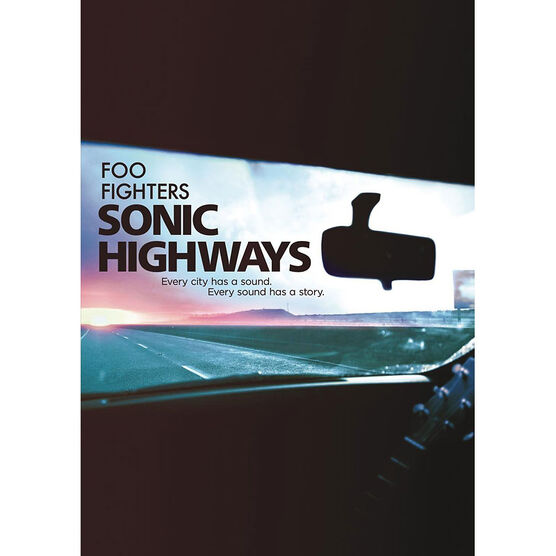 Foo Fighters - Sonic Highways - DVD