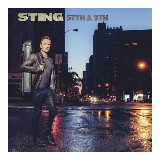 Sting - 57th and 9th - Vinyl