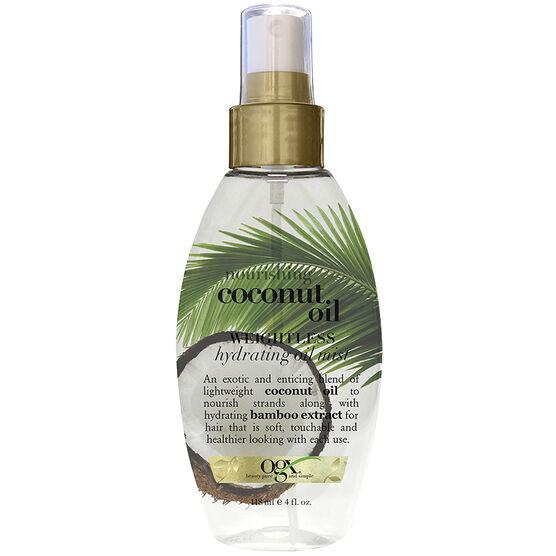 OGX Weightless Hydrating Coconut Oil Mist - 118ml