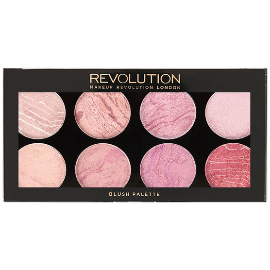 Makeup Revolution Blush Palette - Blush Queen