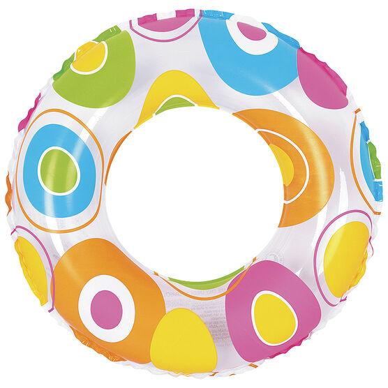 Fun Colourful Swim Ring - 20 inch