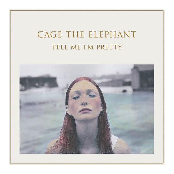 Cage The Elephant - Tell Me I'm Pretty - Vinyl