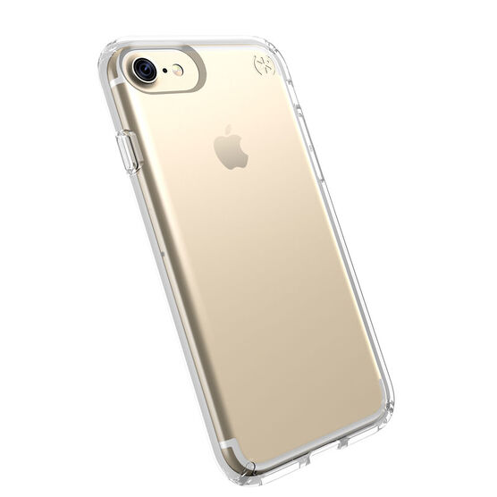 Speck Presidio Clear for iPhone 7 - Clear - SPK799885085