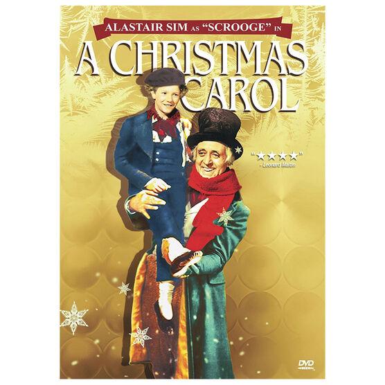 A Christmas Carol (1951) - DVD