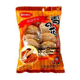 Bin Bin Rice Cracker - Brown Sugar Flavor - 105g