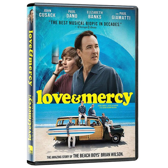 Love and Mercy - DVD