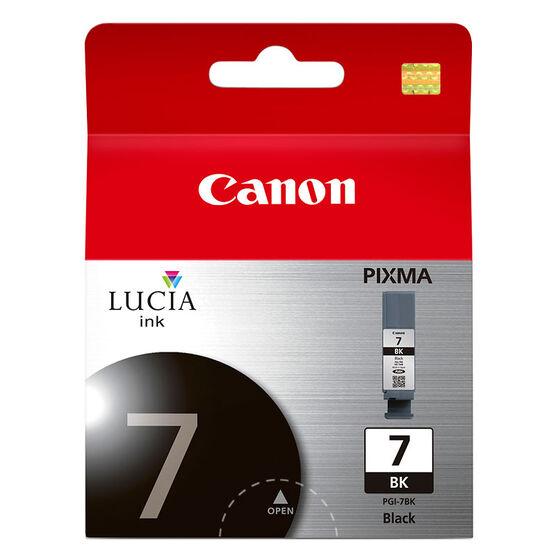 Canon PGI-7 Ink Cartridge - Black - 2444B002